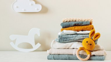 Mülltücher fürs Baby - Foto: iStock/lithiumcloud