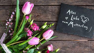 Unsere Muttertagsgeschenke kannst du selber machen. - Foto: iStock/Muenz