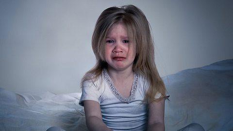 Nachtschreck: Wenn Kinder nachts schreien, obwohl sie schlafen. - Foto: iStock