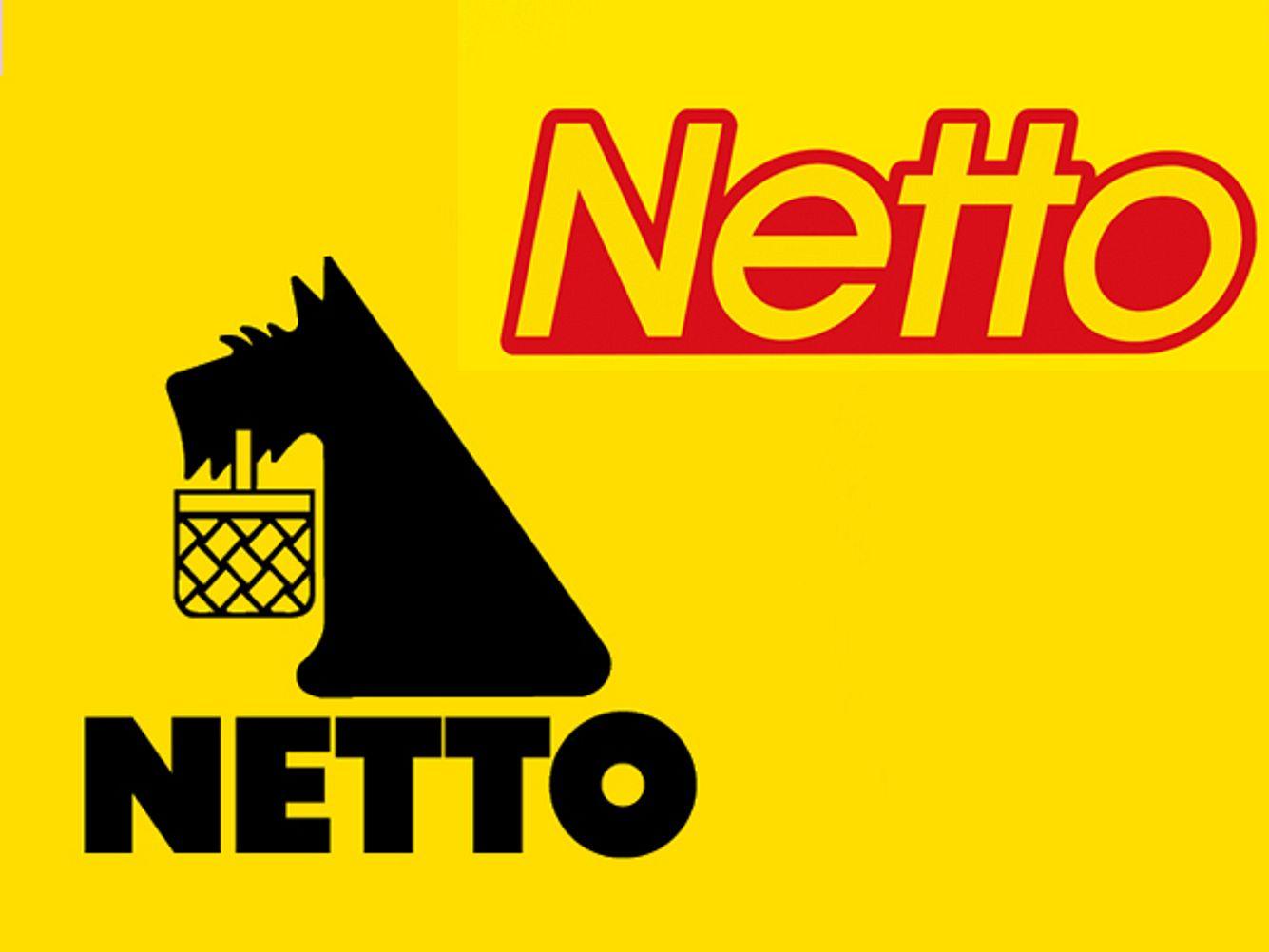 Hinter den beiden Netto-Logos stecken zwei Supermärkte.