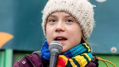 Neuer Job für Greta Thunberg! - Foto: imago images / Reporters