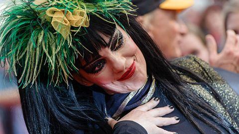Nina Hagen wurde Opfer von Cyberkriminalität. - Foto: Clemens Bilan/Getty Images