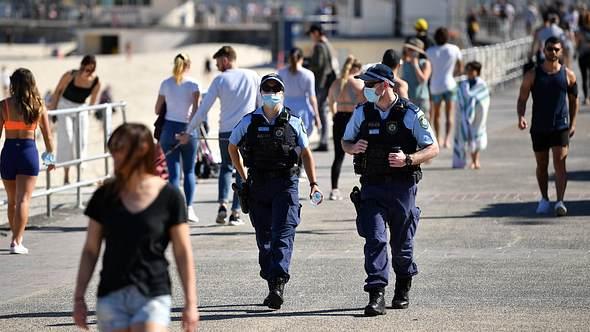 no-covid-strategie-australien-abgrund - Foto: IMAGO / AAP