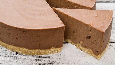 Unser Nutella-Cheesecake braucht nicht mal einen Backofen. - Foto: photostio/iStock