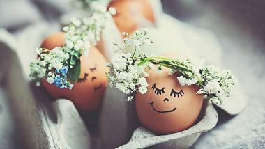 Ostereier gestalten: Die kreativsten DIY Ideen zu Ostern - Foto: Rike_/iStock