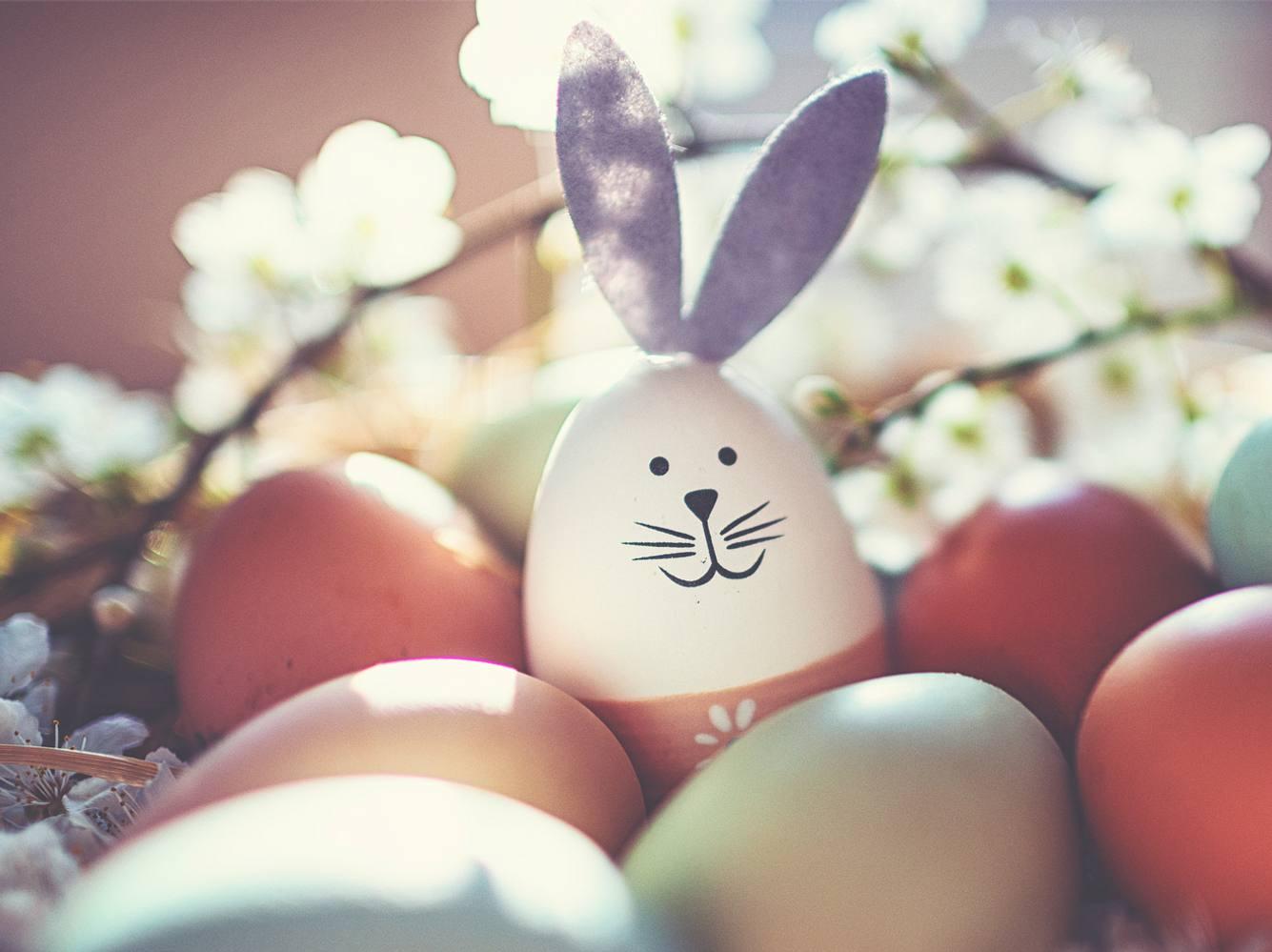 Die schönsten Ostergrüße zum Verschicken auf WhatsApp