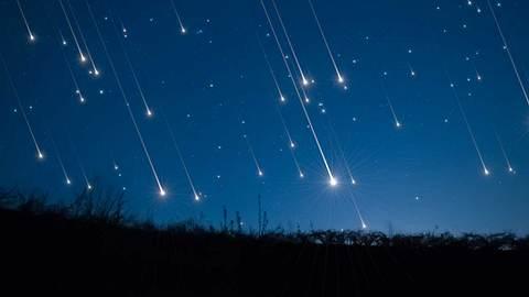 Perseiden 2020: Bis 100 Sternschnuppen pro Stunde sind möglich! - Foto: SKY2014/iStock