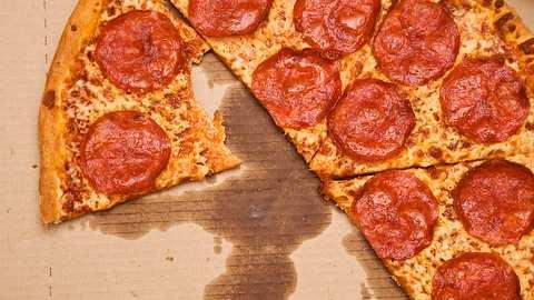 Pizzareste aufwärmen: Mit diesem Trick wird sie perfekt! - Foto: iStock