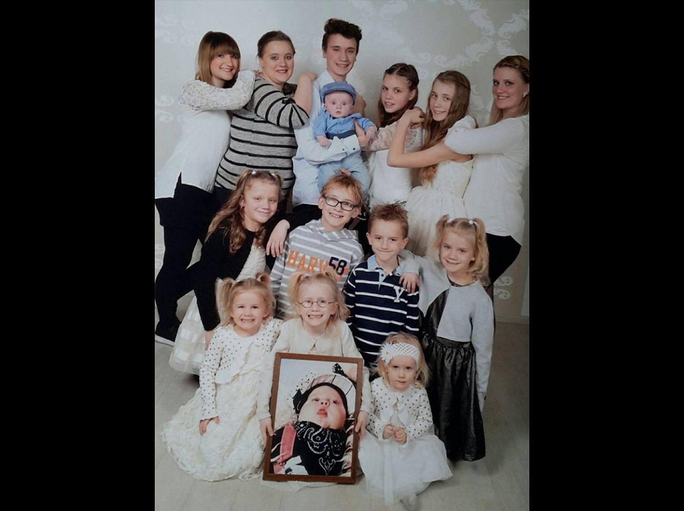 Auf Facebook wollen die Pollaczeks zeigen, dass sie eine ganz normale Familie sind.