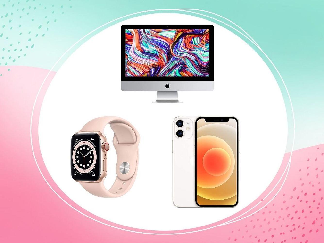 Das gab es noch nie: Rabatte auf Apple iPhone 12 mini, Apple Watch 6 und Apple Retina Display 4k