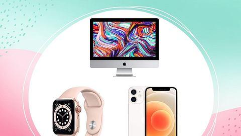 Das gab es noch nie: Rabatte auf Apple iPhone 12 mini, Apple Watch 6 und Apple Retina Display 4k - Foto: PR/ Amazon