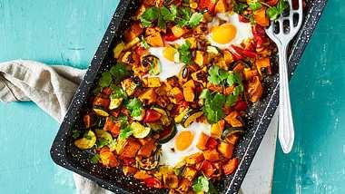Rührei war gestern, denn unsere Rezepte mit Ei sind so viel mehr. - Foto: House of Foods