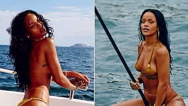 rihanna oben ohne hier gibt s die heissen bilder - Foto: Rihanna/Instagram