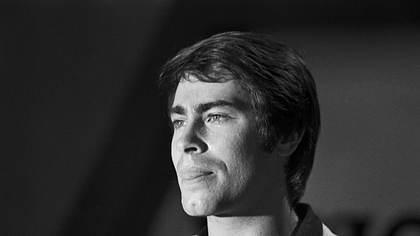 Roy Black, deutscher Schlagersänger und Schauspieler, in der Musiksendung Musik aus Studio B, Deutschland 1969. - Foto: IMAGO / United Archives