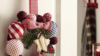 rustikale weihnachtsdeko - Foto: deco&style