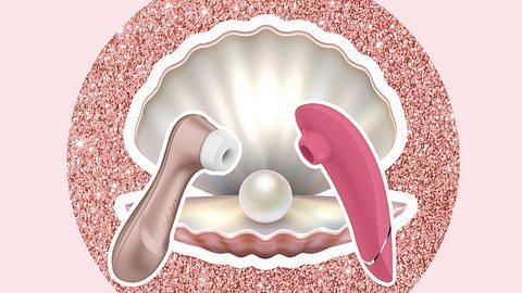 Diese Klitoris-Sauger von Satisfyer und Womanizer überzeugen im COSMO-Test