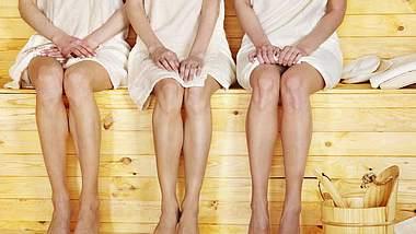 sauna body check hautnah - Foto: Thinkstock