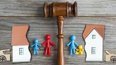 Die Scheidung ist die Notbremse, wenn eine Trennung unausweichlich ist. - Foto: adrian825/iStock