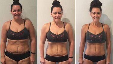Simone Harbinson hat mit der Meal Prep-Methode 20 Kilo abgenommen! - Foto: Instagram / simone_thebod