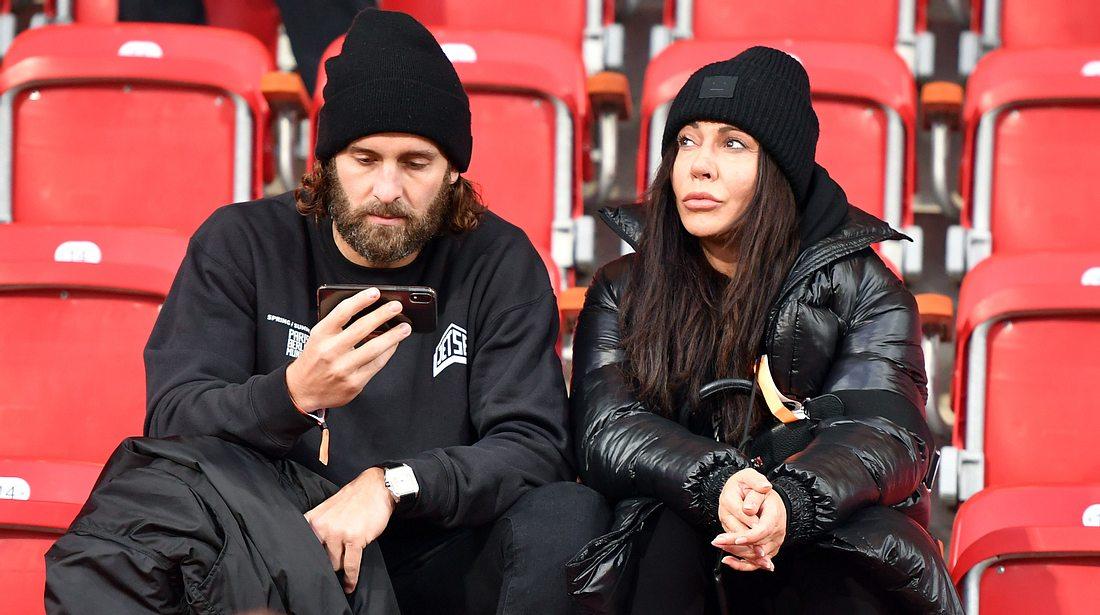 Simone Thomalla und Silvio Heinevetter
