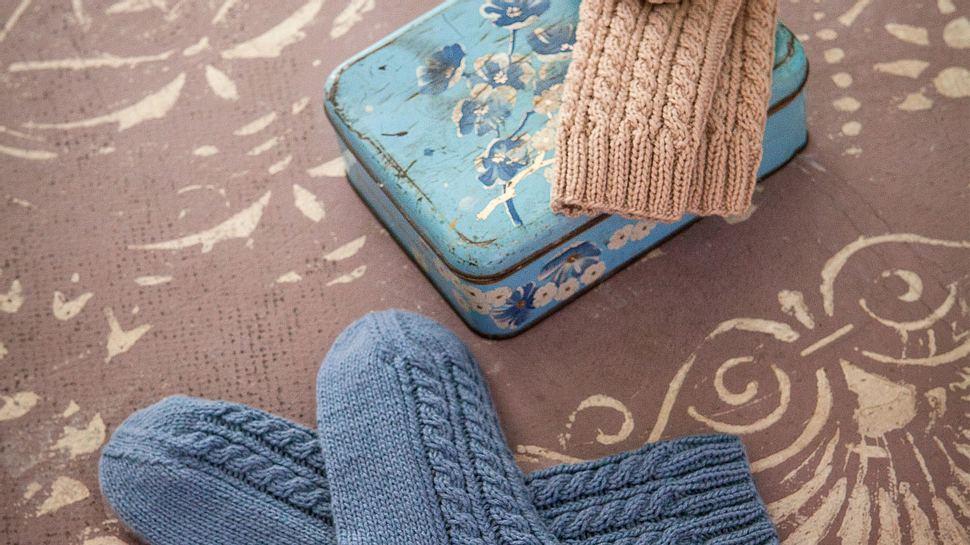 Socken stricken - Foto: Lana Grossa