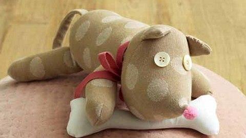 Sockenhund - Foto: DECO & STYLE EXPERTS