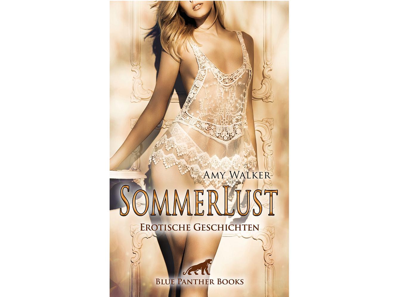 Buchcover von Sommerlust - Erotische Geschichten von Amy Walker
