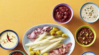 spargel rezepte - Foto: Food & Foto