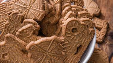 Diese Spekulatius-Rezepte versüßen den Advent. - Foto: iStock / HandmadePictures