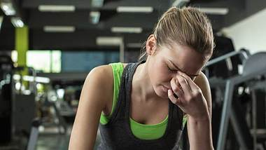 Sport bei Erkältung: Ab wann wird es gefährlich? - Foto: iStock/ hoozone