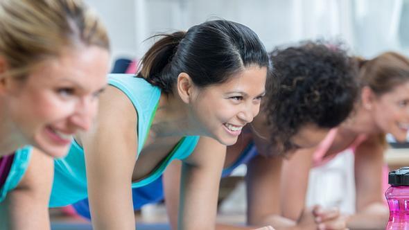 Darum hilft Sport gegen Depression und Co. - Foto: iStock/Steve Debenport