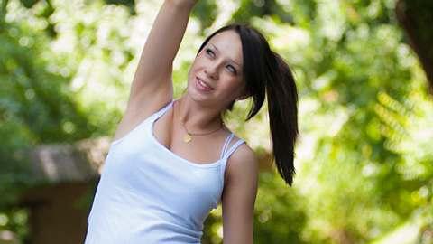 sport schwangerschaft - Foto: iStock.com