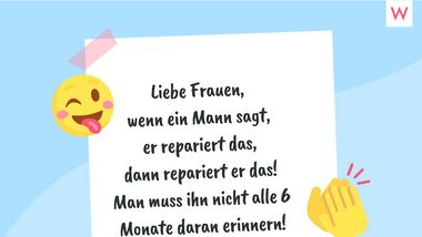 Lustige Sprüche über Männer versüßen uns Frauen den Alltag: Hier kommen sie besten! - Foto: iStock / irina_streinikova