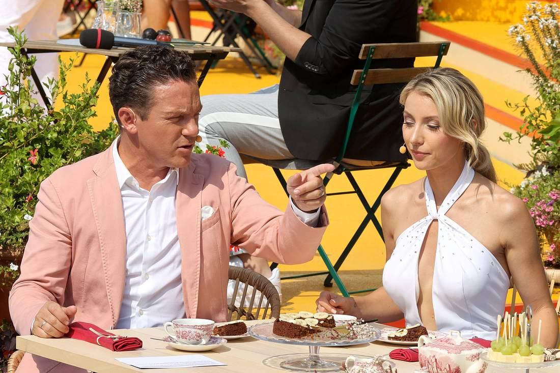 Stefan Mross und Anna-Carina Woitschack - Bei den beliebten Schlager-Stars scheint der Haussegen mächtig schief zu hängen …