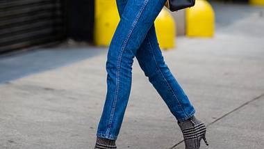 Stiefeletten kombinieren ist ganz leicht! Mit diesen kleinen Tipps... - Foto: Getty Images