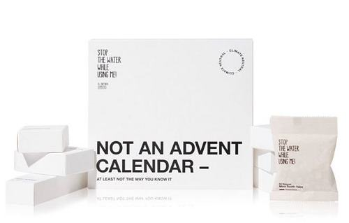 Stop The Water While Using Me All Natural Not An Advent Calender 2021