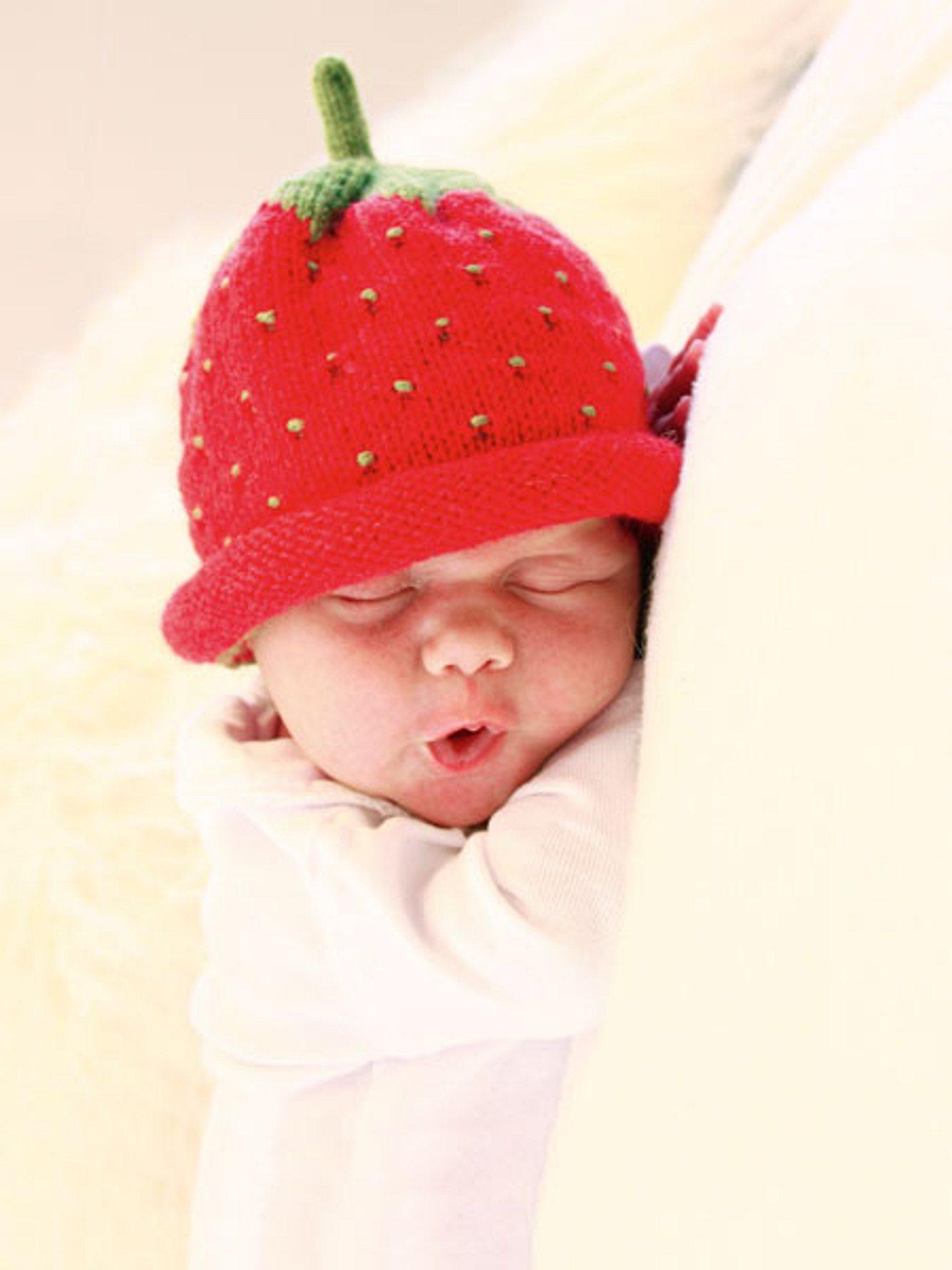 strickanleitung babymuetze