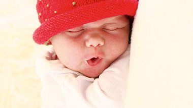 strickanleitung babymuetze - Foto: Drops Design