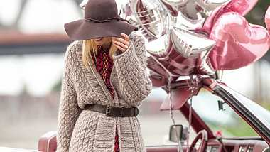 strickmantel - Foto: Deco & Style