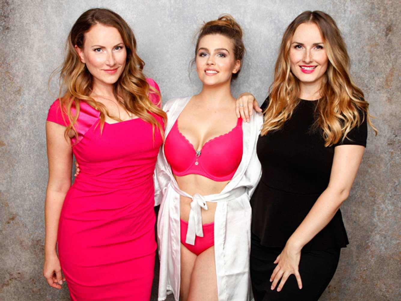 Sugarshape: Besondere BHs für Frauen mit großen Brüsten