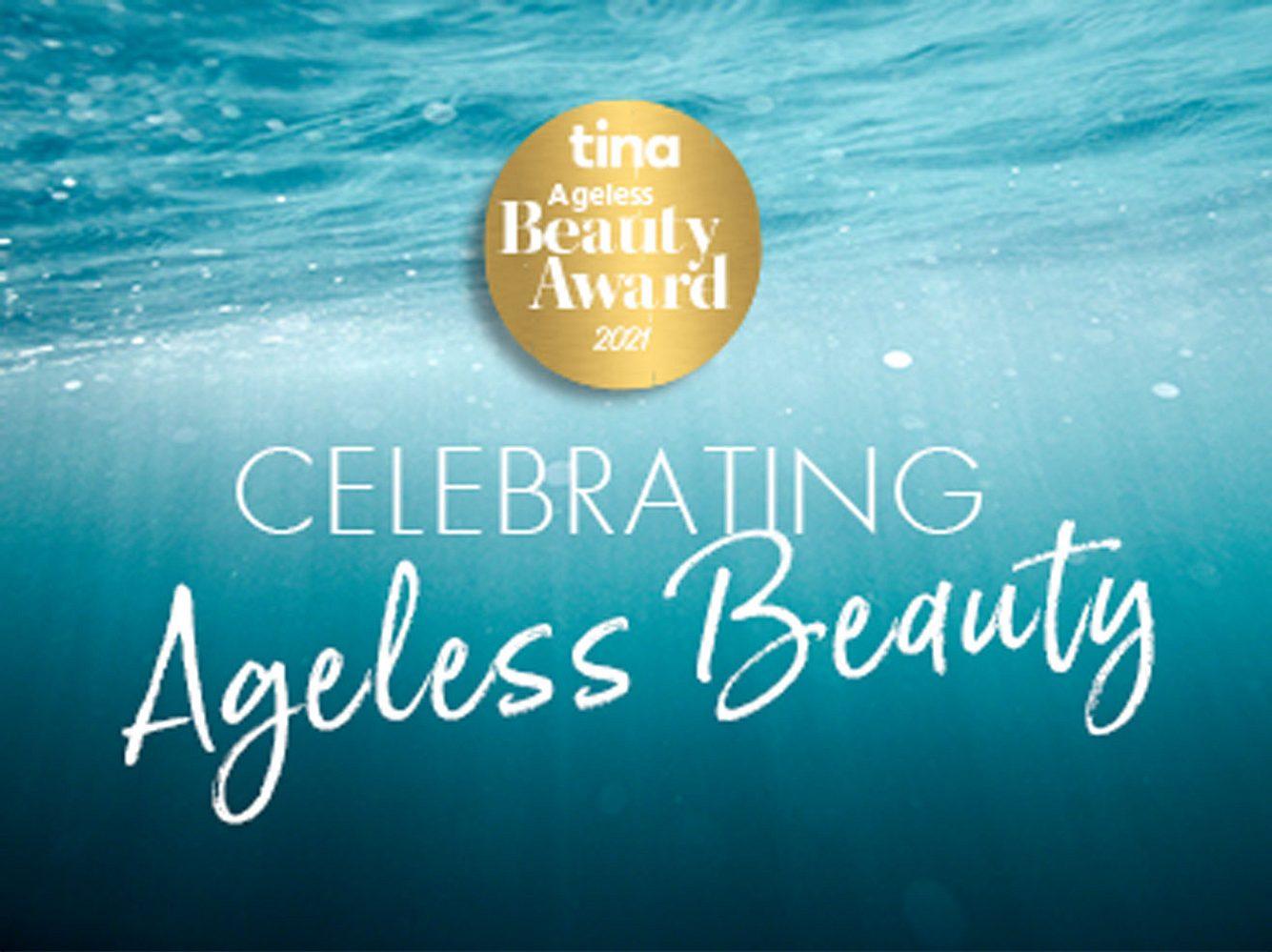 """tina Ageless Beauty Award 2021: Wähle deinen """"Liebling der Community"""""""