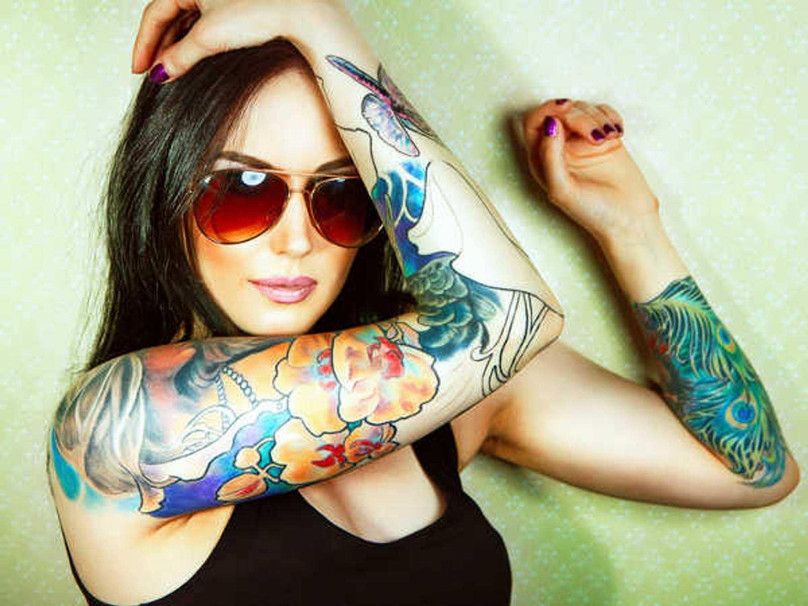 Frau sprüche tattoos schöne 44 Geburtstagswünsche