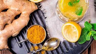 Tee zum Abnehmen: Bis zu 1 Pfund am Tag verlieren - Foto: iStock/ Dar1930