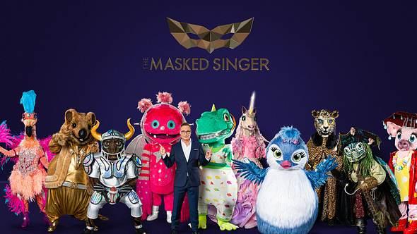 The Masked Singer 2021 bietet wieder viele spannende Kostüme - Foto: © ProSieben/Willi Weber
