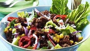 Tortilla-Salat - Foto: Food & Foto