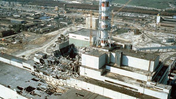 Tschernobyl: Experten empfangen alarmierende Signale aus Atomreaktor - Foto: Getty Images / Wojtek Laski