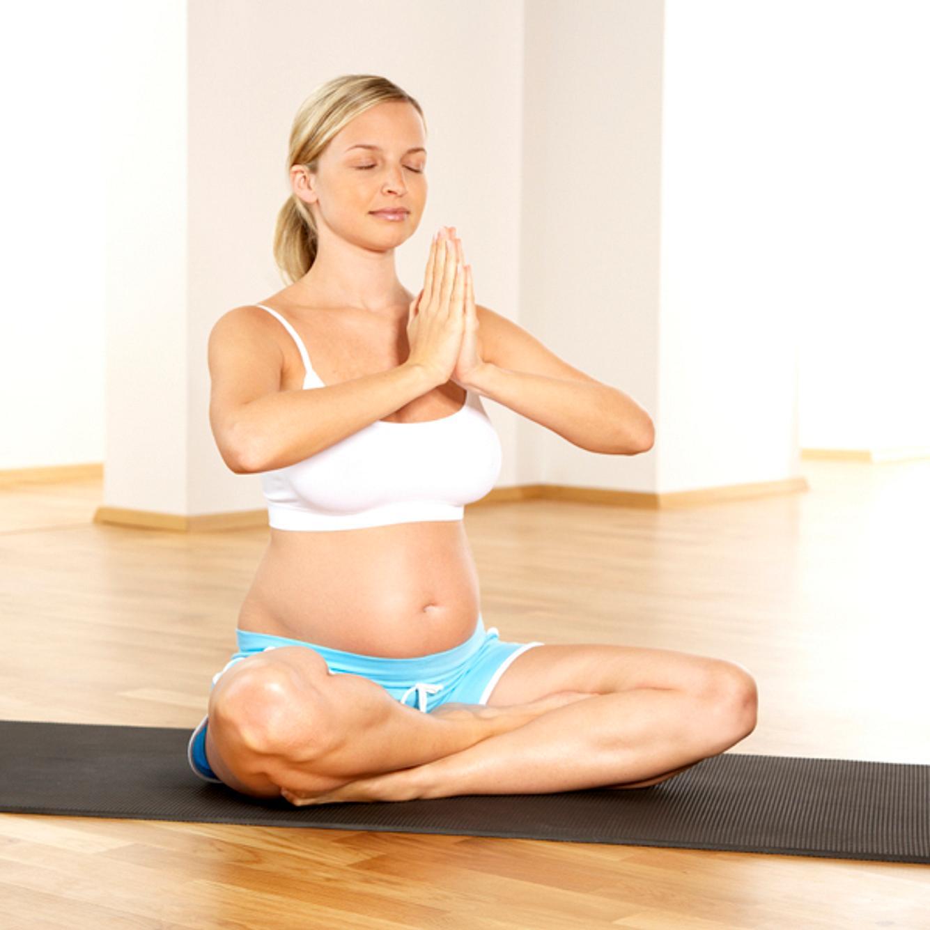 uebungen schwangerschaft