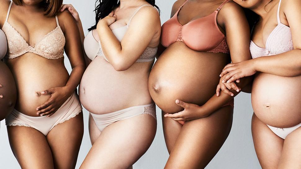 Unterwäsche in der Schwangerschaft - Foto: iStock / Delmaine Donson