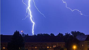 In Deutschland soll es in den kommenden Tagen krachen. - Foto: Animaflora/istock