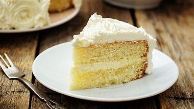Vanille-Kuchen ohne Ei und ohne Milch - Foto: iStock